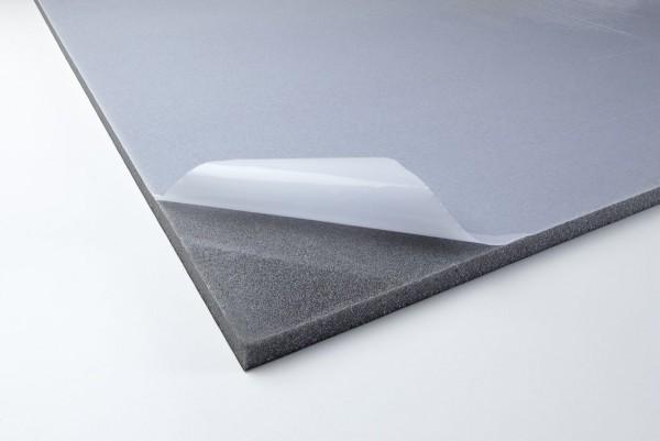 Akustikschaumstoff verhautet 1 cm selbstklebend