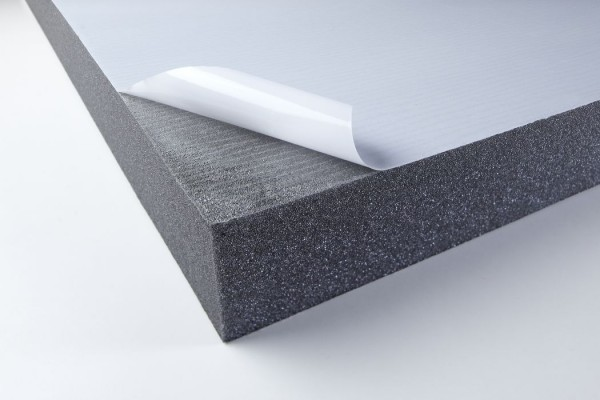 Akustikschaumstoff verhautet 5 cm selbstklebend