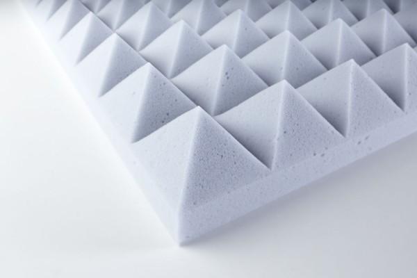 BASOTECT Pyramidenschaumstoff 5 cm